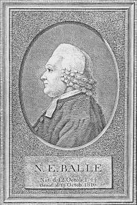 Nicolai Edinger Balle (1744 –1816) var biskop over Sjælland fra 1783 til 1808.