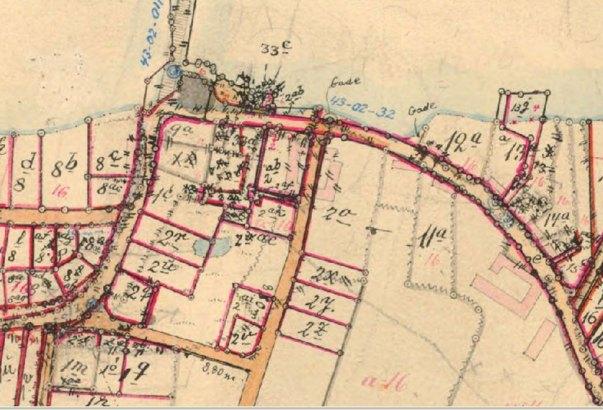 Vindeby i 1916