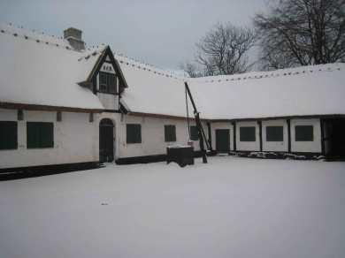 Hollændermuseet i St. Magleby på Amager.