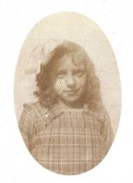 Inger 10 år gammel