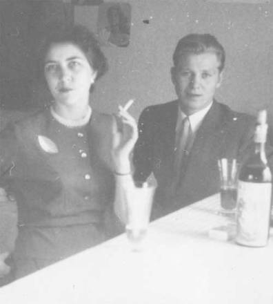 Mona og Mogens Christensen