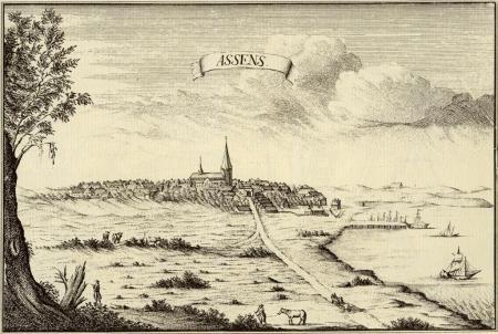 Der var også slægtsforbindelser til købmandsfamilier i Assens.