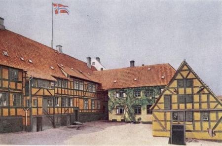 Købmandsforretningen fortsatte under forskellige former frem til 2009 - de sidste mange år med navnet Baagøe og Riber.