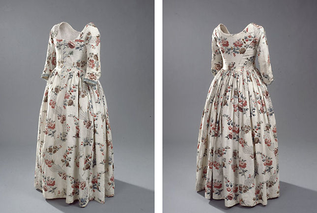 engelsk-kjole