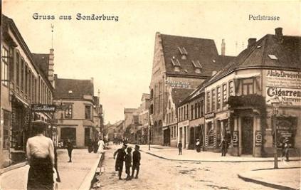 Perlegade i Sønderborg
