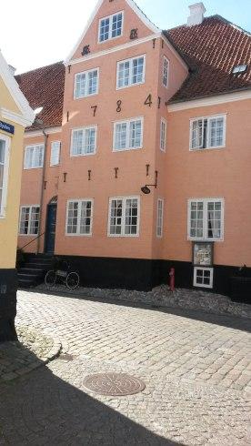 Borgerhuse i Ærøskøbing
