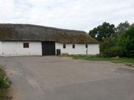 En gammel gård i Reersø