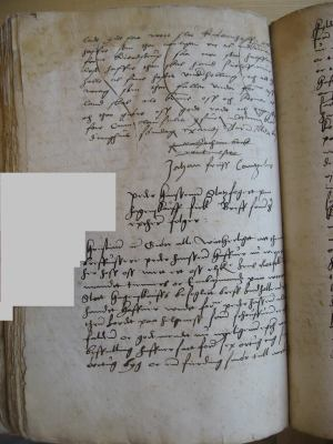 Peter Hanssen Bomands fæstebrev