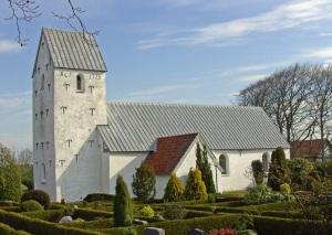 Hodde Kirke