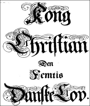 Danske Lov fra 1683 indeholdt blandt andet retningslinjer om mølledrift
