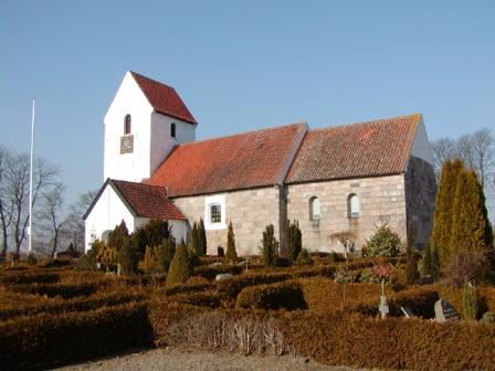 Vorning Kirke