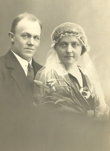 Kirstine blev gift med Niels Christian Olesen