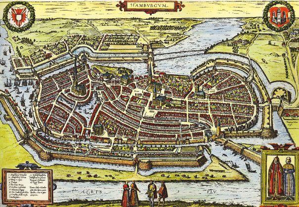 Hamburg zwischen 1572 und 1618