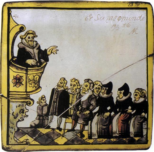 Præst og menighed i 1600-tallet