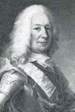 Grev Christian Lerche deltog i Den Store Nordiske Krig, blandt andet i Holstenske Rytterregiment som oberstløjtnant. Frederik 5 udnævnte ham 1746 til general til hest og overkrigssekretær. Han ejede en lang række godser.