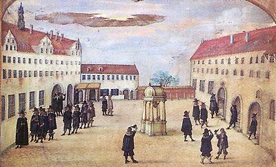 Universitetet i Wittenberg i 1600-tallet