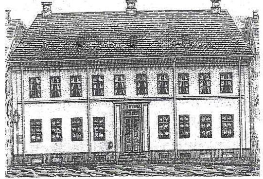 Viborg Apoteks facade