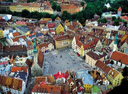 Tallinn, Estlands hovedstad