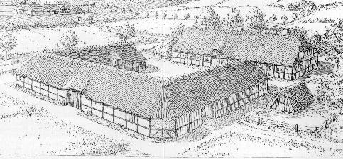 En bondegård fra Sydfyn