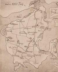 Kort over Tåsinge