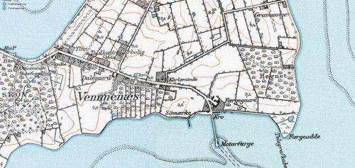 Landsbyen Vemmenæs