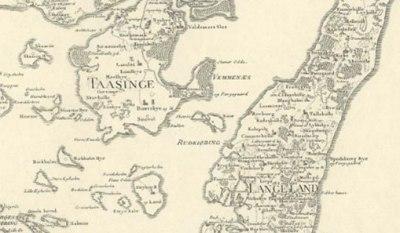 Langeland og Tåsinge