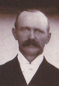 Jacob Larsen var min tipoldefar
