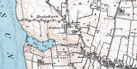 Kær Hestehave i Ulkebøl lige uden for Sønderborg.
