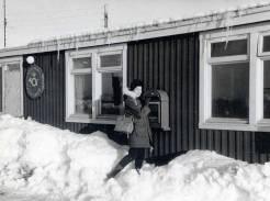 Mona i Nuuk i 1960'erne.