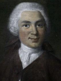 major Henrich August Flindt (1716-59)