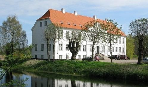 Lundbæk Gods, Bislev Sogn i Himmerland.