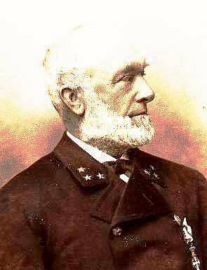 Edvard Brabrand, skibskaptajn og søn af Ariette Klingenberg og Matthias Brabarnt.