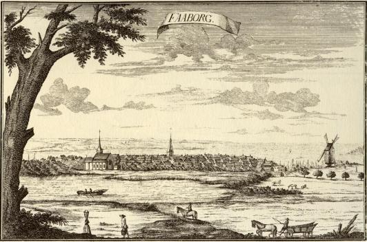 Fåborg by