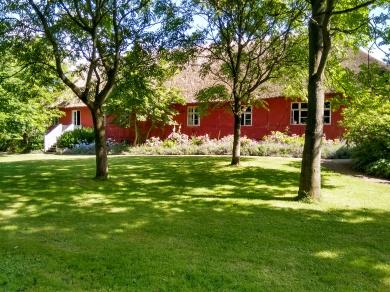Tommerup præstegård blev nedlagt i 1950'erne og overflyttet til Den Fynske Landsby