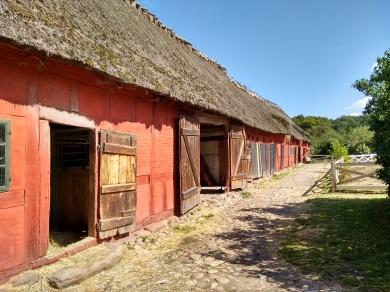 Præstegården er indrettet som et eksempel på livet i en præstegård i 1800-tallet