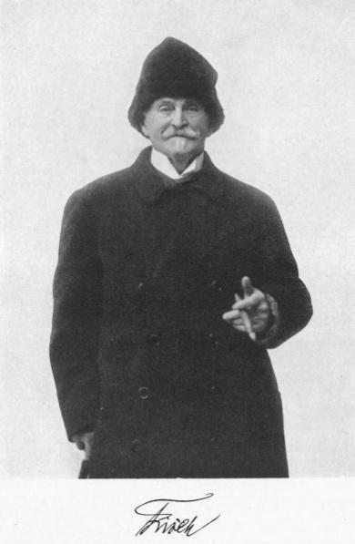 Johannes Michael Frisch var blandt andet læge på Grønland og senere mange år i Århus.