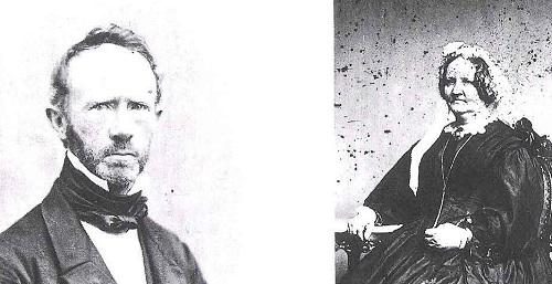 ttilie Elisabeth Juel af Rysensteen var gift med købmand og Kgl Preusisk konsul Jørgen Basse Færch (1807-88)