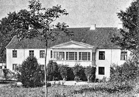 Hovedgårde Haraldslund ved Århus