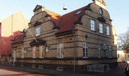 Distriktslæge Ryge boede i Hersegade 9 i Roskilde.