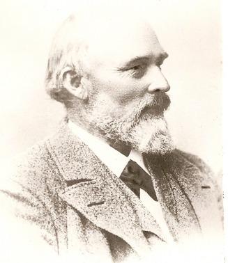 Georg Frederik Krag i var mølleejer, bager, skibskaptajn i Nibe.
