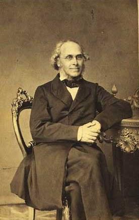 Professor Niels Ludvig Westergaard