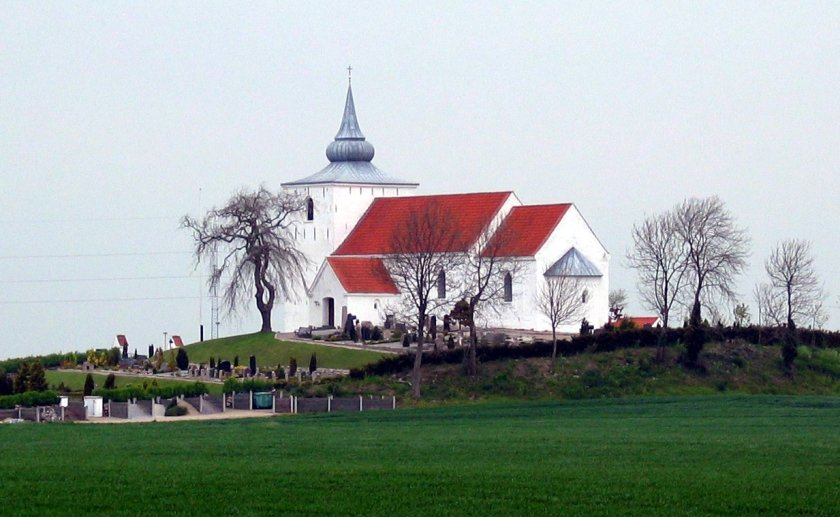 Ølsted Kirke.