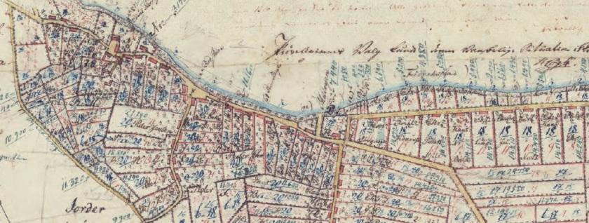 Troense i 1811.